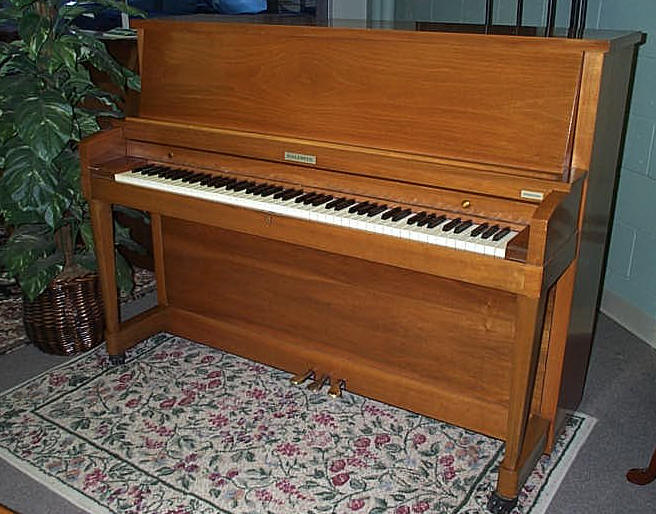 good small upright piano dimensions #5: Bluebook of Pianos