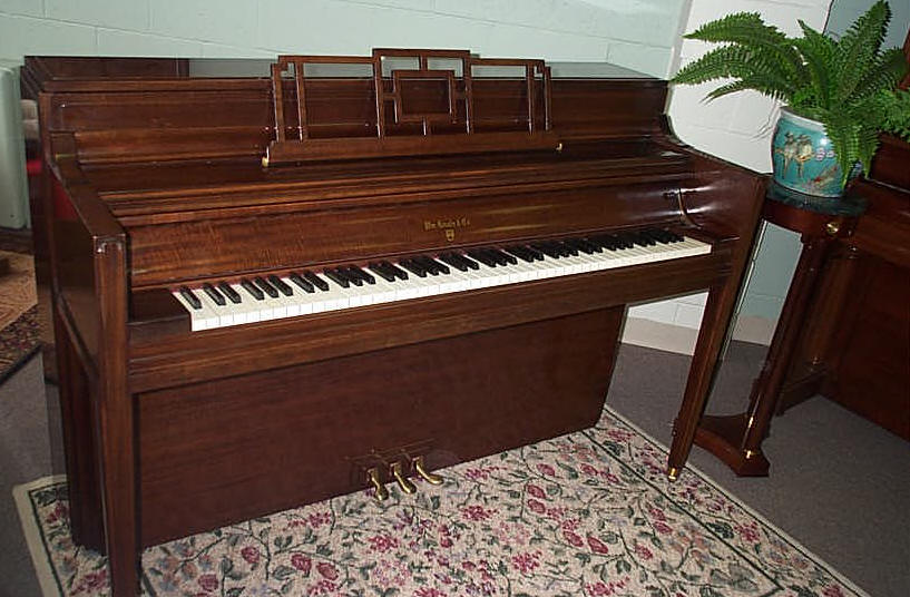 Types sizes of pianos for What are the dimensions of an upright piano