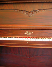 Vintage Upright Pianos From The Turn Of The Century