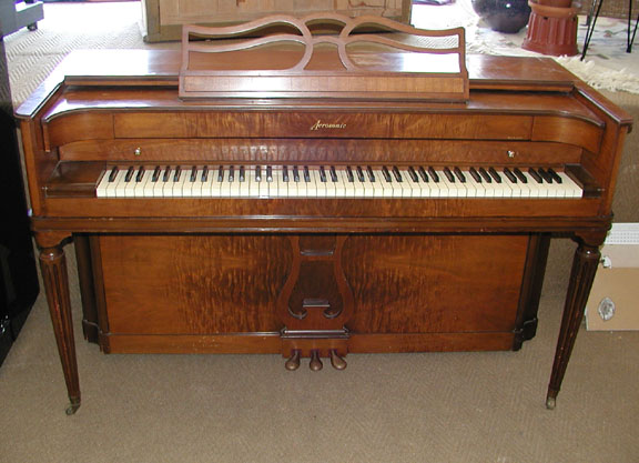 Types sizes of pianos for Small upright piano dimensions